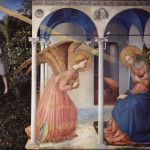 L' Annonciation - Fra Angelico