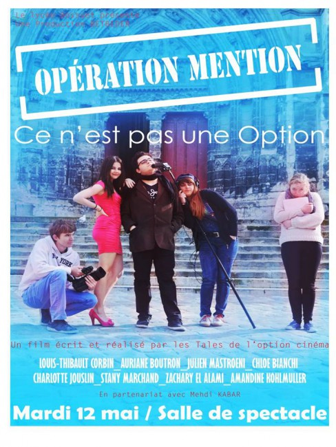 ciné Option tl 2015